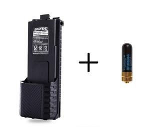 Bateria Baofeng Uv-5r  Mah + Mini Antena