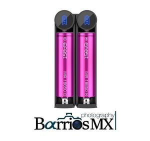 Efest Slim K2 Usb Cargador Universal Baterias