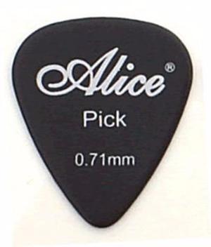 Plumilla Alice, Pua Para Guitarra O Bajo