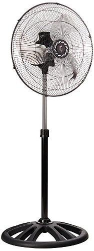 Ventilador Abanico Industrial Grande Potente 47,5cm
