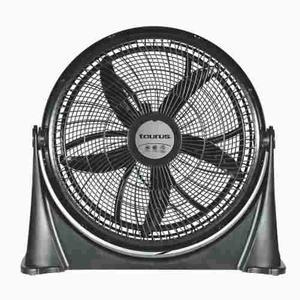 Ventilador Taurus Air Black 50 Piso 20'' Piso O Techo