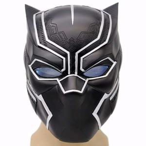 Casco Black Panther Mascara Pantera Negra Avengers Civil War