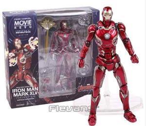 Figura Iron Man Articulada Revoltech Envío Gratis