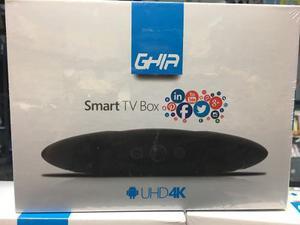 Smart Tv Box Wifi Hdmi Android Tv 4k Ghia Gac-009 Hdmi Usb