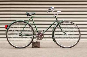 Bicicleta Holandesa Estilo Antigua Retro Vintage Panaderia