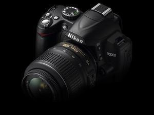 Camara Nikon D Profesional Fotos Lente