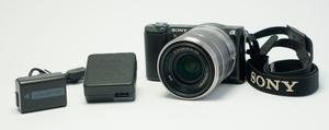 Camara Sony Amp Lente mm Sel Oss Msi