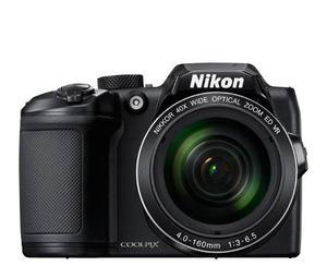 Cámara Digital Compacta B500 Wi-fi 16 Mpx Nikon