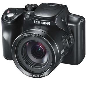 Cámara Digital Samsung Wbmp Cmos Con Zoom Óptico