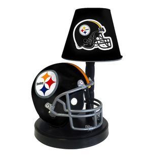 Lámpara Nfl Colección Pittsburgh Steelers Acereros