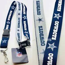 Nfl Dallas Cowboys Portagafete,2 Tonos Envío Gratis