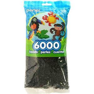 Perler Beads Bolsa C/ Cuentas Negro