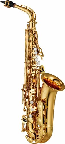 Saxofón Alto Mi Bmol Estándar Con Llave De Fa# Y Fa