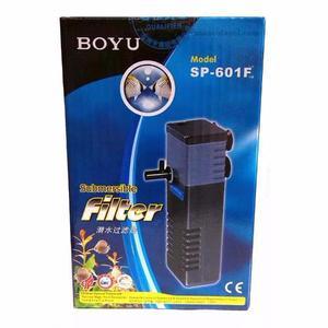 Filtro Interno Boyu Sp601f Para Acuarios Peceras Hasta 50lts