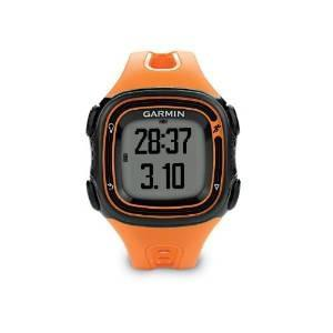 Garmin Forerunner 10 Reloj Gps (negro / Naranja) - (certifie