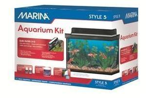 Marina Style Kit Acuario 5 Gal 20lts Pecera