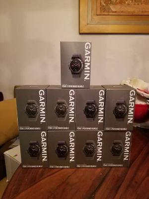 Reloj Garmin Fenix 5 Bundle Zafiro Gps Envio Gratis