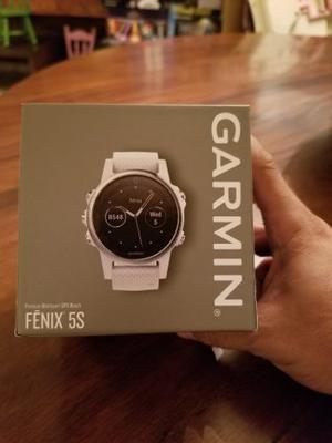 Reloj Garmin Fénix 5s Gps Envio Gratis