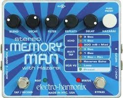 Electro-harmonix Stereo Memory Man With Hazarai Hotsale