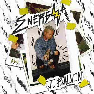 Energia - J Balvin - Disco Cd - Nuevo (15 Canciones)