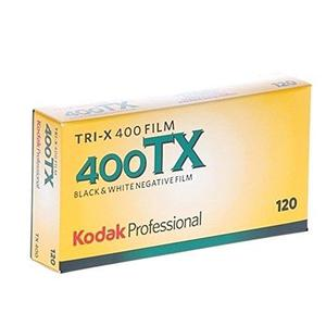 Kodak  Tri-x 400 Professional 120 Película En