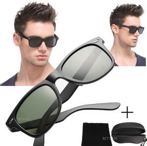 Lentes Gafas De Sol Polarizados Conducir Deportivos Hombre 1
