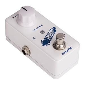 Mini Pedal Nux Efectos Lacerate P/guitarra