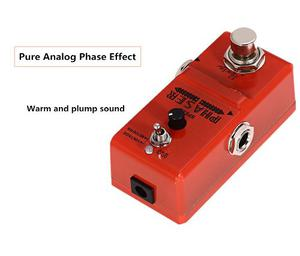 Pedal Phaser Guitarra Rowin
