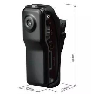 Camara Espia Mini Dv 8gb Memoria Sd Hasta 32gb - Te446