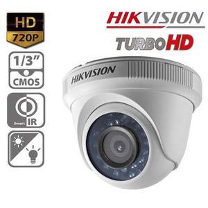 Cámara Turbohd 720p 20mts Ir Smart 3.6mm Domo Hikvision