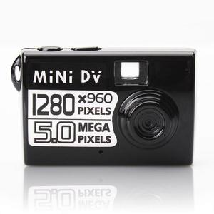 Detector De Movimiento Mini Cámara Espía Mini Dv 5mp