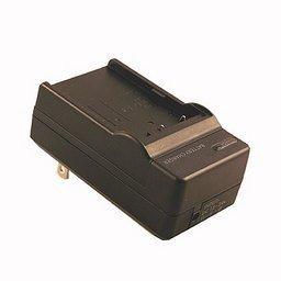 Panasonic Cga-du07 Cargador De Batería De La Videocámara