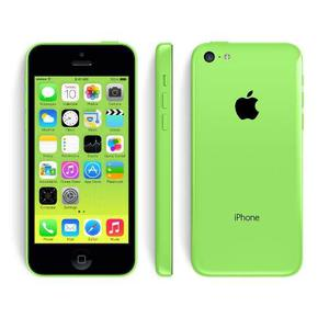 Apple Iphone 5c 16gb Original Libre De Fábrica Color Verde