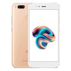 Celular Xiaomi Mi A1 Gold 5.5 4gb 64gb 12mp Dual Sim Nuevo