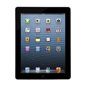 Ipad 3 Retina Display De La Tableta De 16 Gb, Wi-fi, Negro (