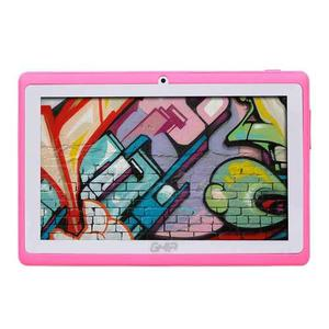 Tablet Ghia Any Quattro 7 Pulgadas Rosa/azul/roja Tableta