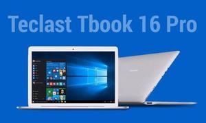 Tablet Teclast Tbook 16 Pro 2 En 1 Windows 10 Y Android 5.1