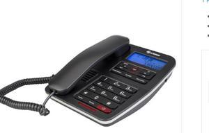 Teléfono Con Pantalla Y Teclado Grande | Tel-225
