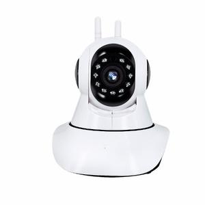 Alarma Cámara Ip Wifi Full Hd p 128gb Gira App 360eyes