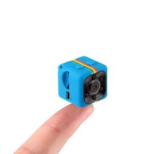 Azul - Sq11 Mini Cámara Videocámara Hd Noche