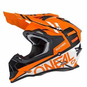 Casco Motocross Enduro Oneal 2 Series Spyde Talla S, M