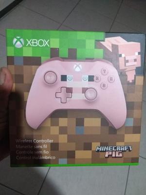 Control Para Xbox One Minecraft Pig