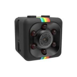 Negro - Sq11 Mini Cámara Videocámara Hd Noche