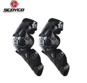 Rodilleras Articuladas Scoyro K12 Negro
