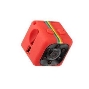Rojo - Sq11 Mini Cámara Videocámara Hd Noche