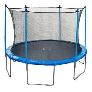 Trampolin Brincolin 2.4mts Reforzado Infantil Red 8pies