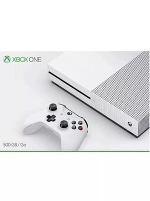 Xbox One S 500 Gb Nuevo En Caja Sellado