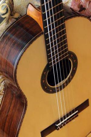 Guitarra Acústica Tipo Concierto Méndez Original