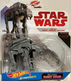 Hot Wheels Star Wars First Order Heavy Assault Walker