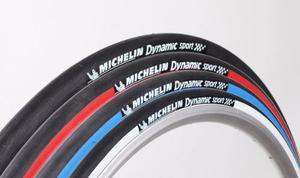 Llanta Michelin Dynamic Sport 700x23 Bici Ruta Colores
